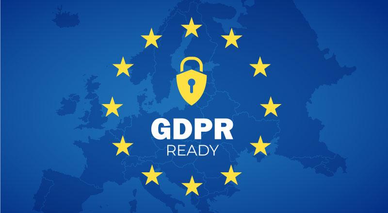 L'LMS compliance GDPR