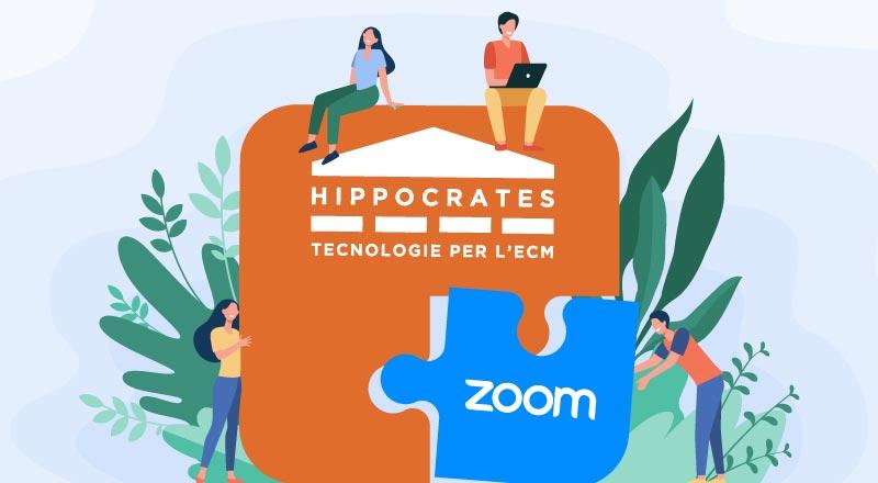 Sincronizzazione di piattaforma con Zoom per la gestione di corsi di formazione sincroni