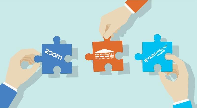 La FAD sincrona con GoToWebinar e ZOOM