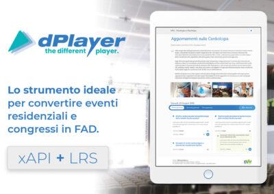 dPlayer corso FAD