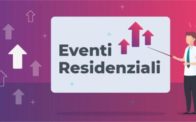 Ottimizza la gestione degli eventi residenziali